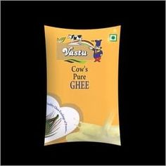 we are actively engrossed as most profound manufacturer and supplier of a quality assured range of Pure Cow Ghee (Regular Pouch). Cow Ghee, Desi Ghee, Trans Fat, Saturated Fat, Serving Size, Cholesterol, Dairy, Pouch, Range
