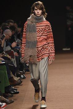 2015-16秋冬メンズ - カラー(KOLOR) ランウェイ|コレクション(ファッションショー