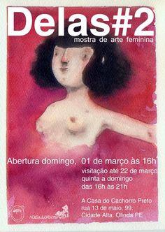 Bom Lazer - Seu fim de semana começa aqui: EXPOSIÇÃO: Mostra de Arte Feminina (PE)