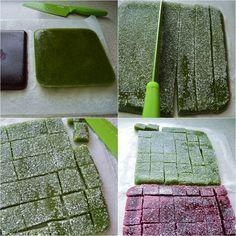 Cómo hacer gomitas caseras con 4 ingredientes | http://www.pizcadesabor.com/2013/12/17/como-hacer-gomitas-caseras-con-4-ingredientes/