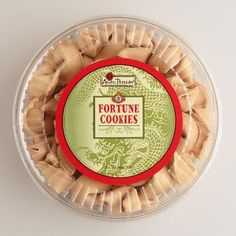 One of my favorite discoveries at WorldMarket.com: Asian Passage Fortune Cookies