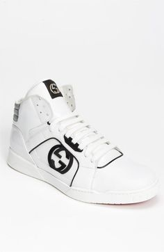Gucci 'Rebound' Mid High Top Sneaker available at Nordstrom