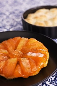 Receta de Tarta Tatin de Manzanas