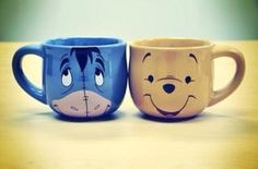 I found 'Eeyore And Winnie The Pooh Mugs' on Wish, check it out!