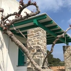 Paros, Beautiful Architecture, 30 Years, Wood Furniture, Architects, Greece, Timber Furniture, Greece Country, Building Homes