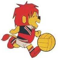 Mascote da Copa: Willie - Inglaterra 1966