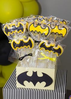 Batman Boy Superhero 3rd Birthday Party Planning Ideas Decorations