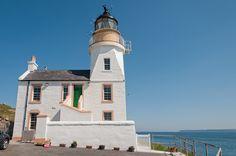Lighthouse at Holburn Head