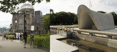 昭和20年(1945年)8月6日午前8時15分、広島は世界で初めて原子爆弾が投下され、未曽有の被害を受けました。平和記念公園は世界の恒久平和を願い、爆心地に近い広島市中心部に設けられました。被ばく当時の惨状を残す姿がノーモア・ヒロシマの象徴となっている原爆ドームは平成8年(1996年)に世界文化遺産に登録されています。園内の平和記念資料館では当時の資料や映像、写真などを通して、核を取り巻く現状について深く考えることができます。毎年8月6日には平和記念式典(広島市原爆死没者慰霊式並びに平和祈念式)が開かれ、広島から平和の祈りが捧げられます。 http://www.pcf.city.hiroshima.jp/virtual/VirtualMuseum_j/tour/tour_mai.html  #Hiroshima_Japan #Setouchi