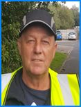 Michael working hard at http://ift.tt/1HvuLik helping to set the standards. #forklift #training #jobsearch #offersw