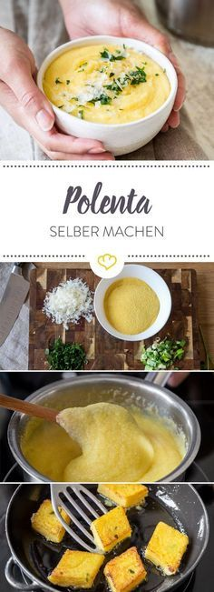Cremig zum Löffeln oder kross gebraten - Polenta ist eine echte Verwandlungskünstlerin. Erfahre hier, wie du den Brei aus Maisgrieß richtig zubereitest.
