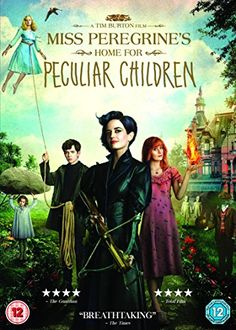 Miss Peregrine's Home for Peculiar Children [DVD] [2016] £10.00 to buy with free UK delivery.  Amazon Bestsellers Rank: 24 in DVD & Blu-ray (See Top 100 in DVD & Blu-ray)      #8 in DVD & Blu-ray > Action & Adventure     #9 in DVD & Blu-ray > Children & Family     #10 in DVD & Blu-ray > Fantasy