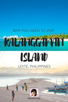 Why You Need to Visit Kalanggaman Island In Leyte, Philippines and Why I Need to Return Travel Advice, Travel Guides, Travel Tips, Travel Packing, Kalanggaman Island, Islands, Philippines Travel Guide, Philippines Vacation, Leyte