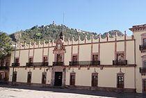 Zacatecas -Palacio del Gobierno