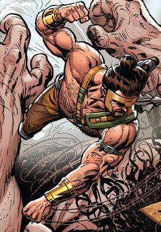 Hercules by Luke Ross