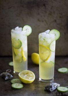 nonalcoholic summer drinks Green Tea Cucumber Cooler: My Diary of Us Green Tea Recipes, Summer Drink Recipes, Iced Tea Recipes, Summer Drinks, Ice Green Tea Recipe, Cafe Recipes, Cocktail Recipes, Pasta Recipes, Green Tea Cocktail