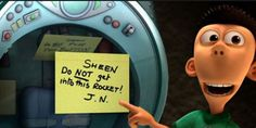 Watch out for sheen !!!! Jimmy and he's gang is back and got more weird inventions . Premiering November 12 6/7 EST #jimmyneutronreboot
