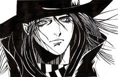 vampire huner d | Vampire hunter D by ~ Ginthoriel