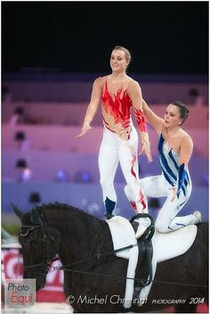 Picture of Joanne Eccles , Hannah Eccles (GBR) & Wh Bentley
