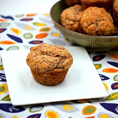 Vegan banana muffins that will make you cry, ok maybe not cry, but they are darn tasty!