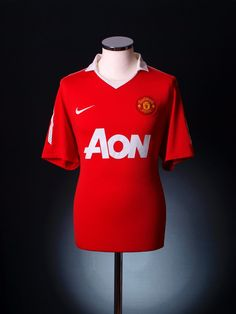 24e27e8ac United kit special  Vote for the Reds shirts you love and hate. Manchester  United ShirtManchester United ImagesMan Utd ...
