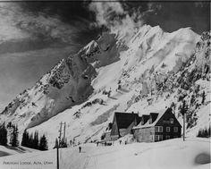 Peruvian Lodge, Alta, Utah, Where I'm gonna live someday