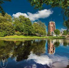 Leeuwarden is leuk.