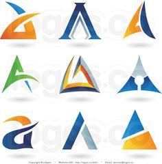 A letter logo - Google Search