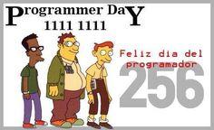 ¡Feliz día del Programador!