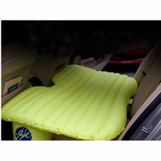Amazon.com: Fuloon Car Travel PVC Inflatable Bed Airbed Air Bed Overnighter With Pump For Tourism: Home & Kitchen