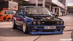 CA Tuned BMW E30