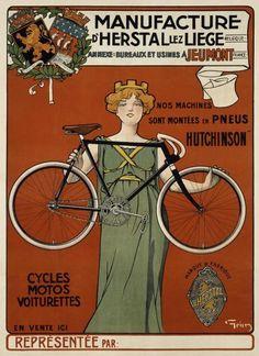 Grim - Manufacture d'Herstal - art prints and posters #vintage