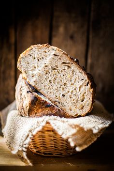 Pain à la farine bise
