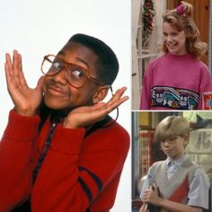 Our 10 favorite geeks from TV shows.: Sarah would have been perfect playing a Geek on TV shows! 90s Tv Shows, Movies And Tv Shows, 90s Childhood, Childhood Memories, 90s Girl, 90s Nostalgia, Family Matters, Classic Tv, Classic Movies