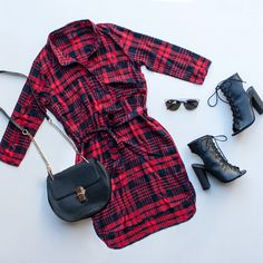 What about plaid? Duh, we're mad for it.