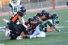 Taos football blows out Hope Christian
