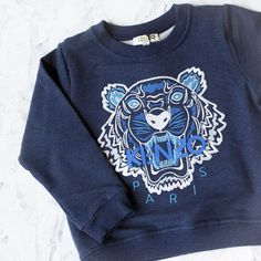 Our new @kenzo pullover for kids is so cool ! Hurry up! Come and get it!  #Fashion #Kenzo
