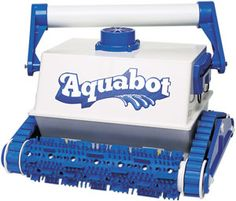 Aquabot - Great pool cleaning robot, that really works well! Best Robotic Pool Cleaner, Pool Vacuum Cleaner, Vacuum Cleaners, Above Ground Pool Vacuum, Best Above Ground Pool, Swimming Pools Drank, Swimming Pool Cleaners, Best Pool Vacuum, Automatic Pool Vacuum