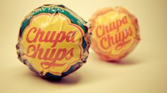 Chupa Chups - LOVED THESE LOLLIPOPS GROWING UP!!