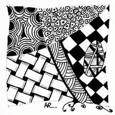 """Z'Artfully Tangled: """"East is east and West is west... I see no conflict between the practice of Zentangle, which is a meditative art form, and my Judeo-Christian-based faith. Zentangle isn't Jewish, Buddhist, Hindu, Shinto, Muslim, or Christian, let alone Baptist, Lutheran, Presbyterian, or United Methodist. It's a wonderful exercise in mindfulness, which can be a real enhancement to your own particular prayer or meditation time. It isn't a form of worship. It isn't brainwashing or a cult..."""