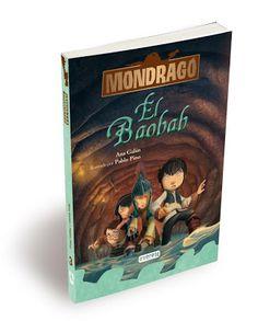 pino-ilustraciones: Mondragó. El baobad