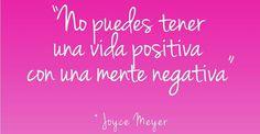 Siempre positivo :)