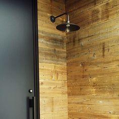 黒いドア/足場板/白い家/玄関/入り口のインテリア実例 - 2016-06-21 12:16:45 | RoomClip(ルームクリップ)