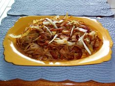 Yakisoba.#Repin By:Pinterest++ for iPad#