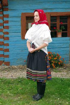 Rejdová, Gemer, Slovakia Folk Costume, Costumes, Folk Clothing, Folk Art, Culture, Embroidery, Clothes, Dresses, Fashion