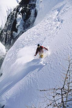 Nice and steep