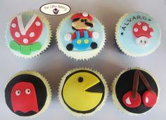 Cupcakes Videojuegos