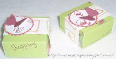 Mini cajas de regalo
