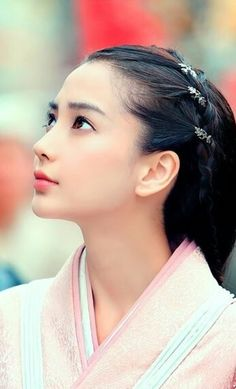 古装美人 云中歌 angelababy 杨颖