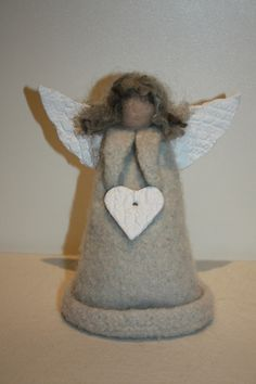 Diverse produkter - www.tilnytteogglede.com Diy And Crafts, Teddy Bear, Knitting, Toys, Animals, Angel, Activity Toys, Animales, Tricot